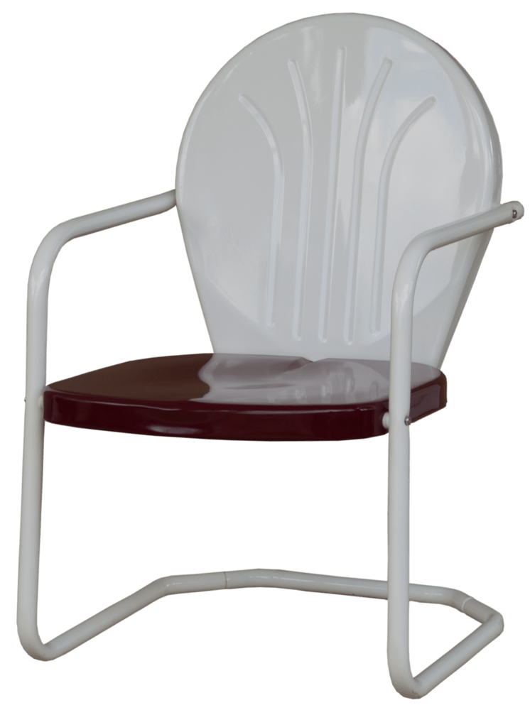 antique lawn chairs french country accent seconds closeouts
