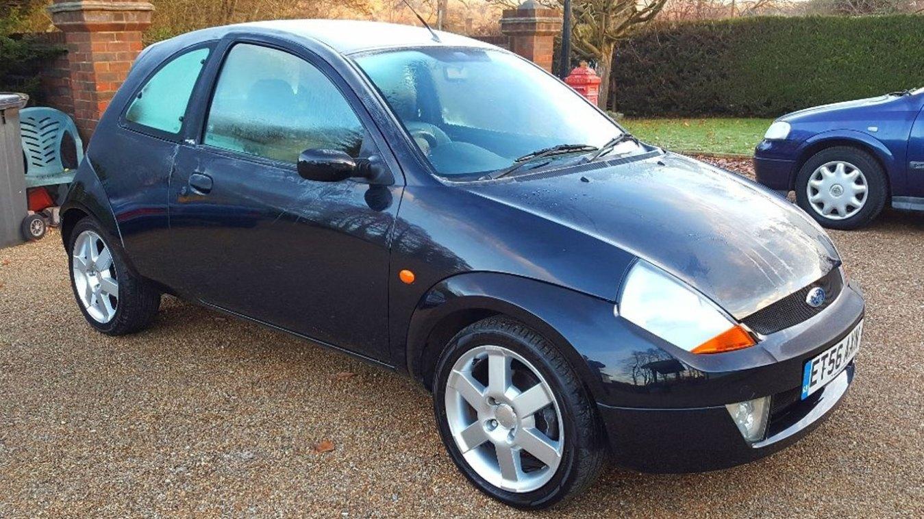 Ford SportKa: £1,375