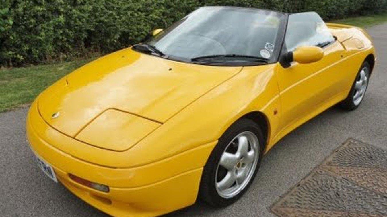 Lotus Elan SE Turbo: £5,000 - £6,000