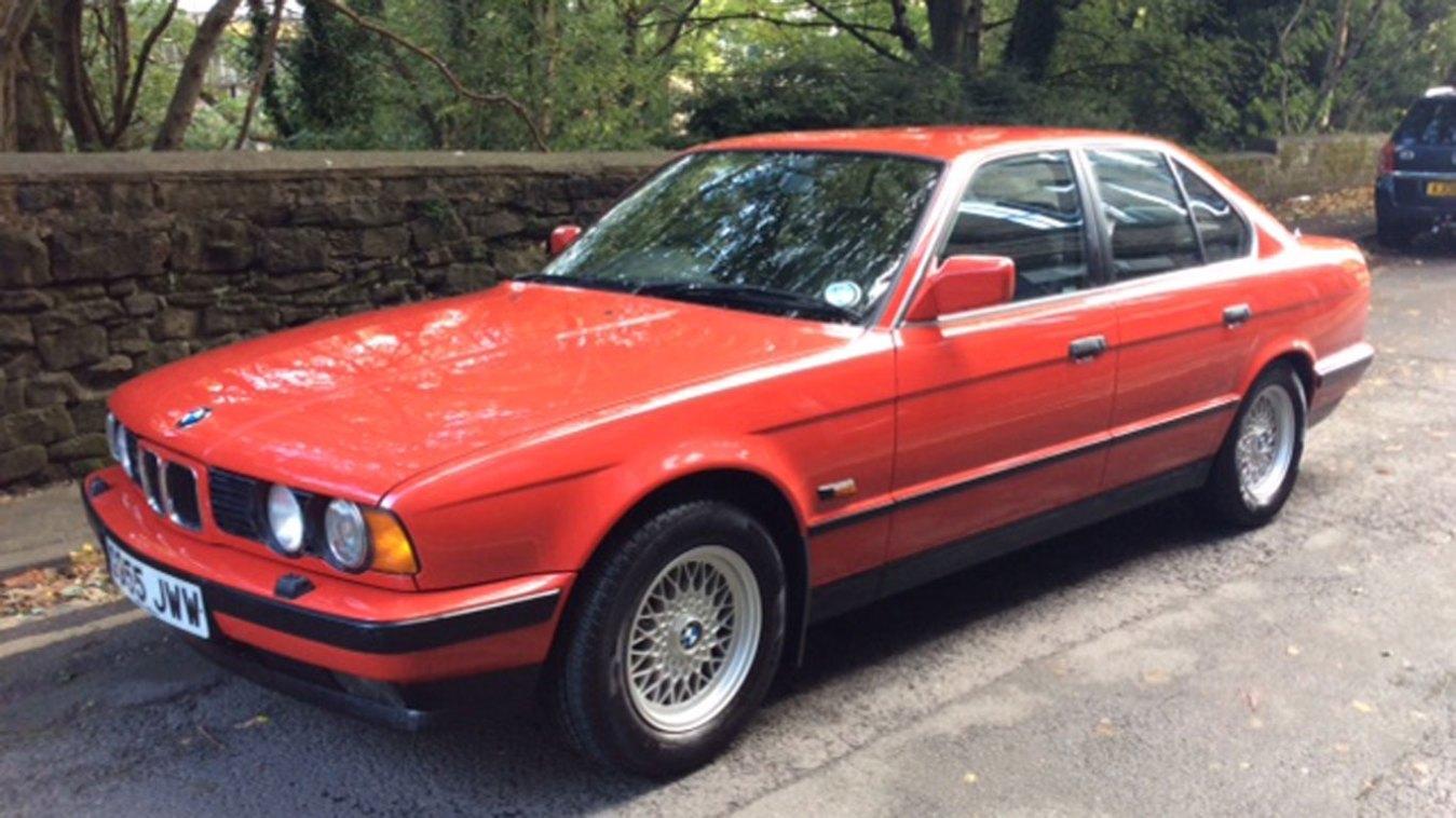 BMW 535i SE: £3,750 - £4,500