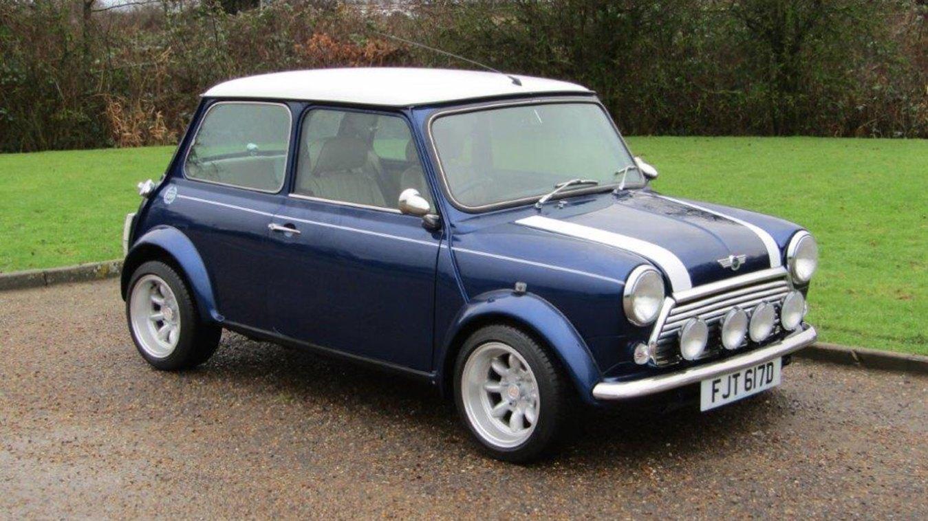 Rover Mini Cooper: £5,000 - £6,000