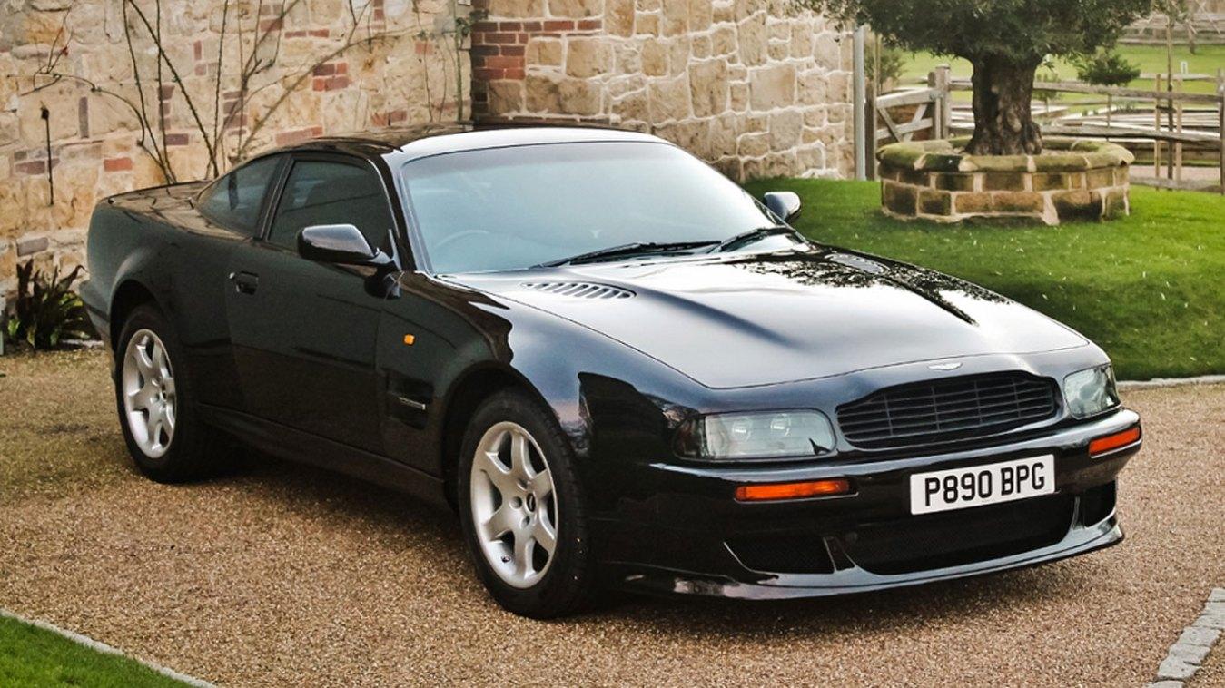 Aston Martin V8 Vantage V550