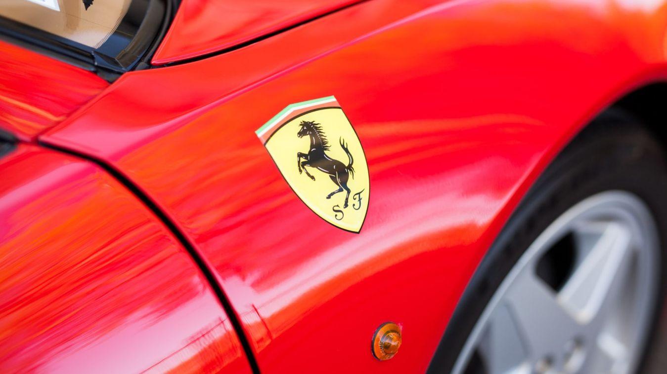 Affordable Ferrari 348 TS