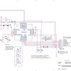 Diagram Of Playstation 3 Skull Mandible Motherboard Parts