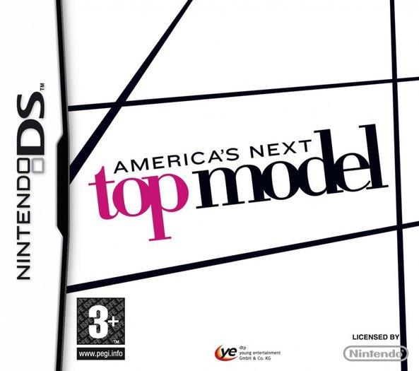 America's Next Top Model ⭐ Nintendo DS Game