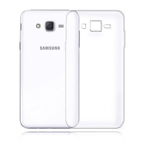 Samsung Galaxy J5 Prime Transparent Back Case (ULTRA THIN