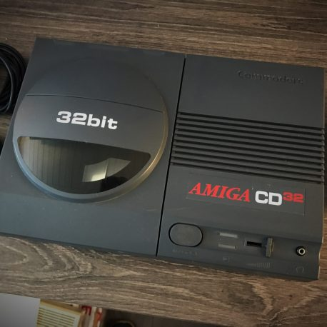 Refurbished Amiga CD32
