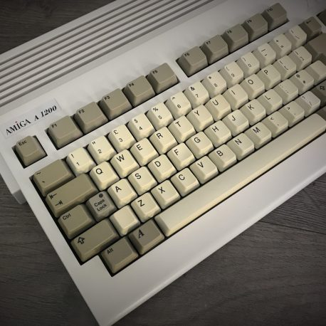 Refurbished Amiga 1200 - AmigaPassion