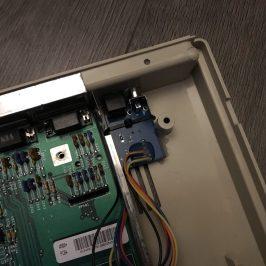 Amiga 500 Composite S-Video Modification