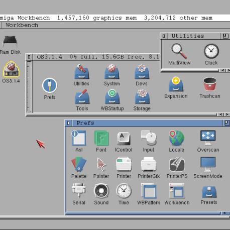 Amiga OS 3.1.4
