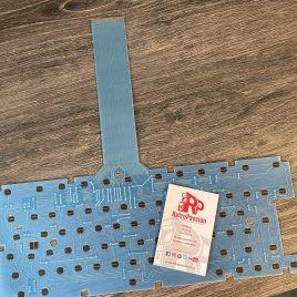 Amiga A600 Keyboard Membrane