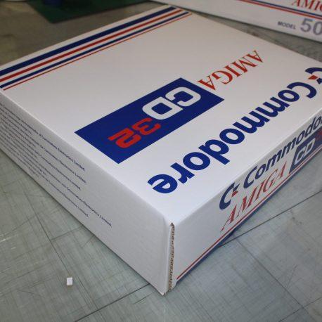 Amiga CD32 Reproduction Box