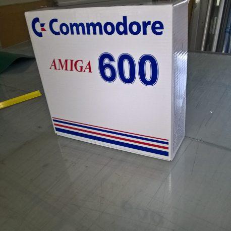 Amiga A600 Reproduction Box
