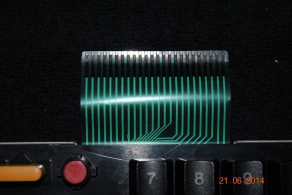 DSC_0069-1024x685 Reparação da Película do Teclado do MSX