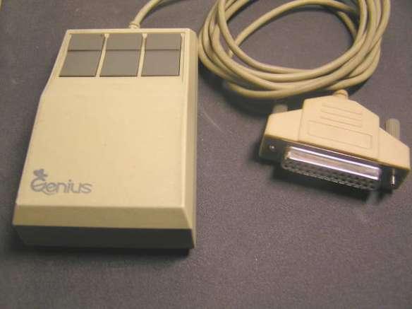 200606122204_genius_gm-6_01 Mouse Serial no PC-XT