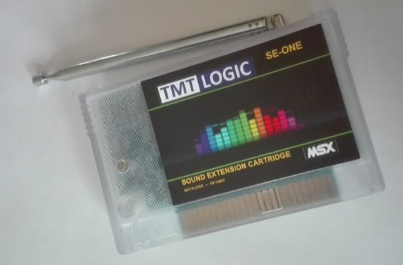 SW-ONEB Lista de Interfaces e Dispositivos para MSX