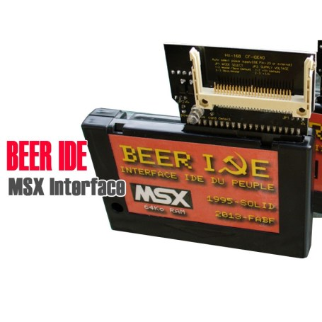 beer-ide Lista de Interfaces e Dispositivos para MSX