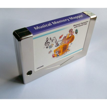 musical-memory-mapper Lista de Interfaces e Dispositivos para MSX