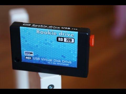 rookie-drive Lista de Interfaces e Dispositivos para MSX