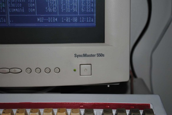 rgbi2rgba-teste3 Como Converter Sinal da placa CGA do PC-XT usando a placa GBS 8200