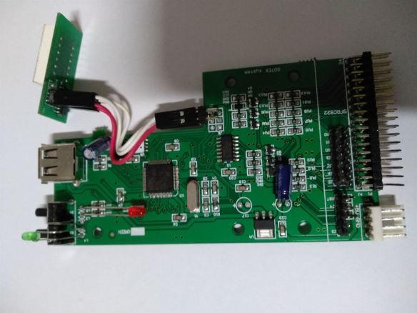 IMG_20180814_135730 Mod para o Floppy Drive Gotek com Cortex