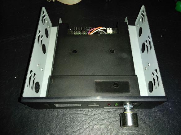 IMG_20180817_153516 Mod para o Floppy Drive Gotek com Cortex