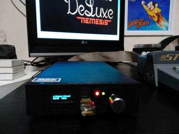 IMG_20180817_155629 Mod para o Floppy Drive Gotek com Cortex