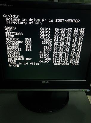 computer8 Fonte Externa no MSX Expert Gradiente