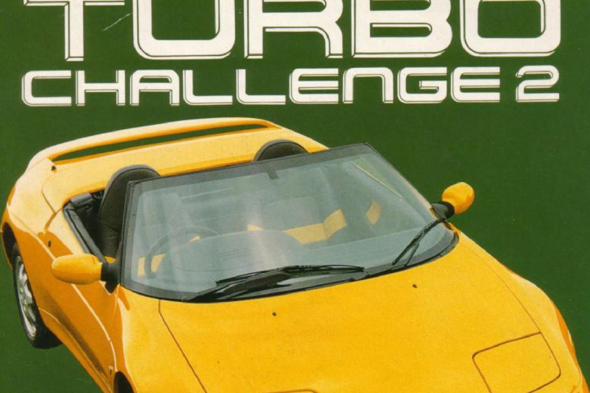 Lotus Turbo Challenge 2 (Amiga, 1991)