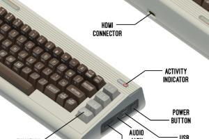 THE64 – Der Commodore64-Phönix