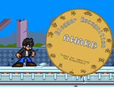 Retropixels wurde für den ersten Award nominiert!