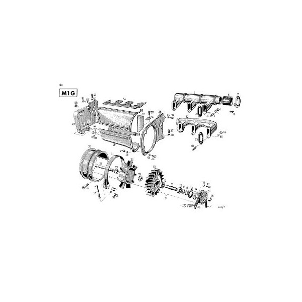 Deutz D40L, D40.2, catalogue de pièces