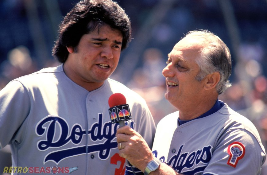 Fernando Valenzuela, Rookie of Year and Cy Young Award