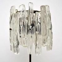 Retro Lucite & Brass Lamp Vintage 1960s | Retrospective ...