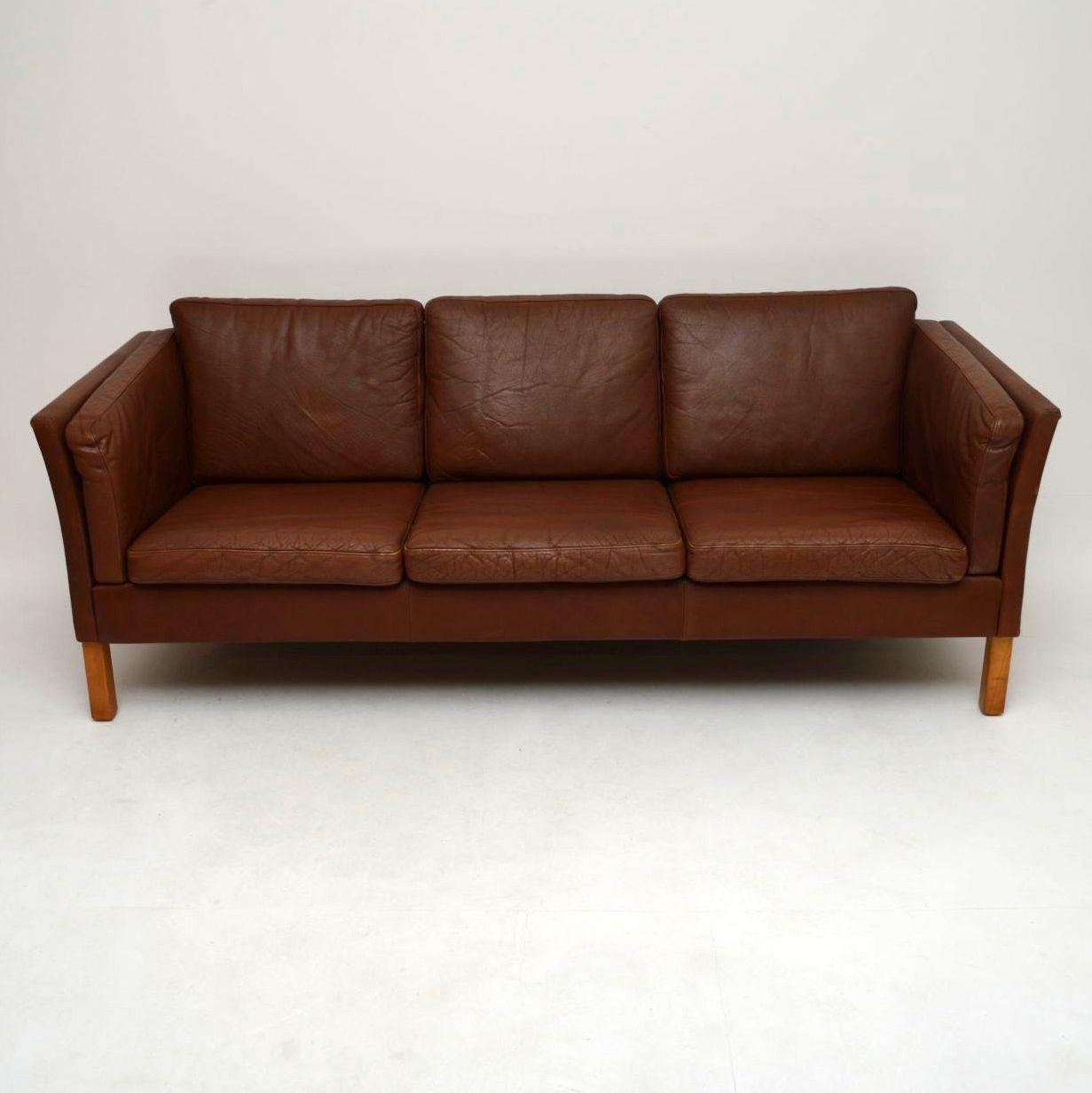 vintage leather sectional sofa quality sofas brands danish retro 1960s retrospective