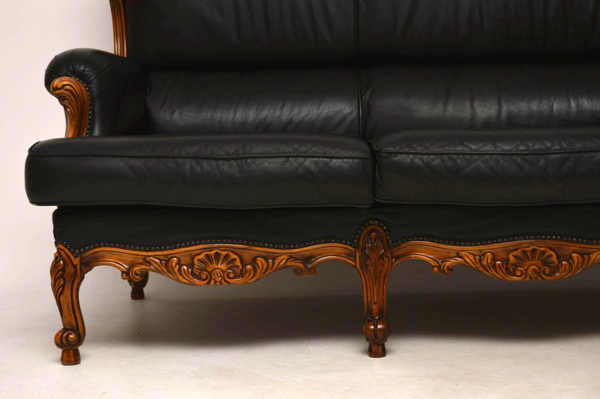 antique french sofa ebay sfar vintage 20th century in damask