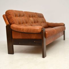 Best Thing To Clean Cream Leather Sofa Baker Furniture Bed 1960s Danish Vintage Retrospective