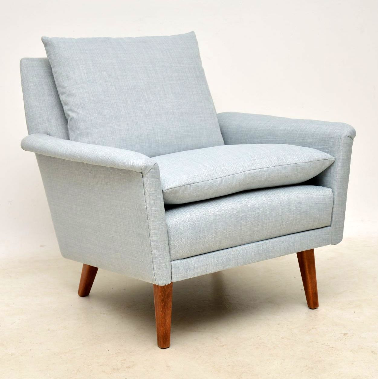 feather filled sofas second hand olivia sofa z gallerie 1960s vintage pair of danish armchairs retrospective