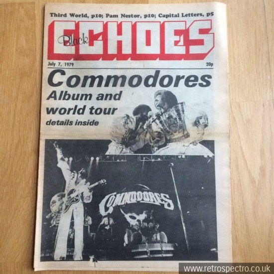 Black Echoes 7 July 1979