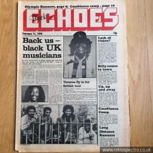 Black Echoes 11 February 1978