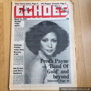 Black Echoes 11 March 1978