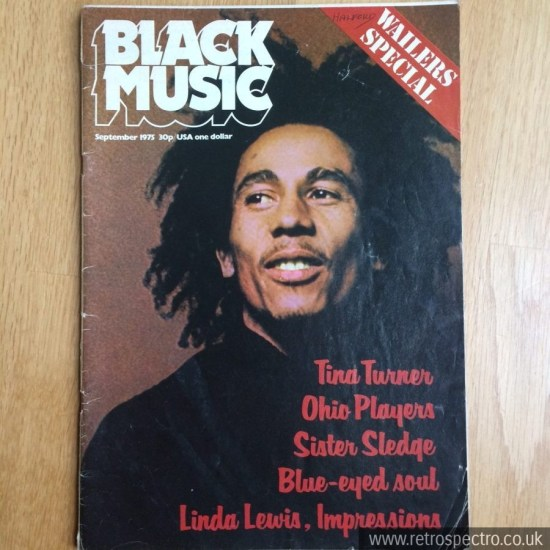 Black Music September 1975