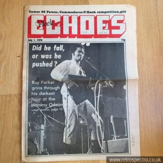 Black Echoes 1 July 1978