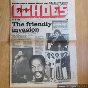 Black Echoe's July 1978