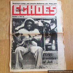 Black Echoes December 1978