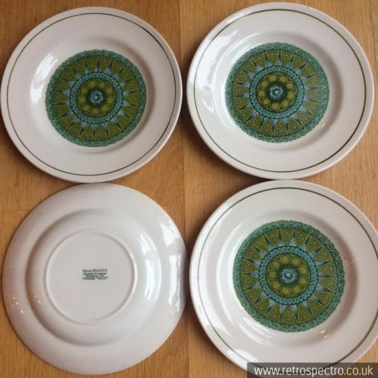 English Ironstone Tableware New Mexico