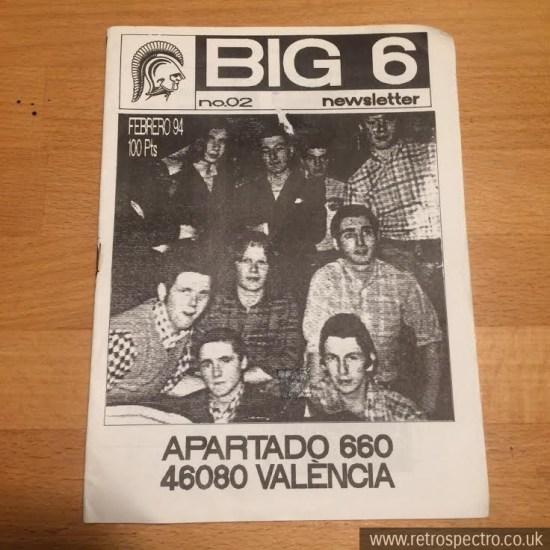Big 6 Skinhead fanzine