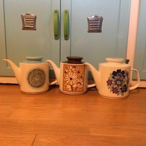J&G Meakin Teapot