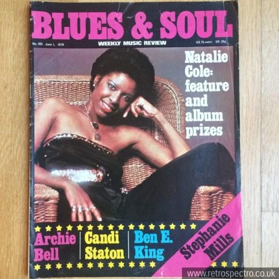Blues & Soul - No 195