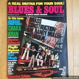 Blues & Soul - No 226